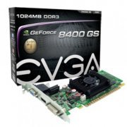 01G-P3-1302-LR Placa de Vídeo EVGA GeForce 8400GS 1GB