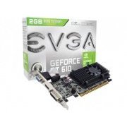 02G-P3-2619-KR Placa de Video EVGA NVIDIA GT 610