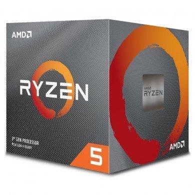 Processador Amd Ryzen R5-3600x 100000022box