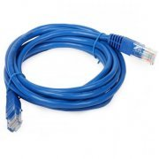 1989798-5 Patch Cord AMP Cat 6e 1.5M Azul