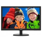 223V5LHSB2 Philips Monitor LED 21.5 Polegadas