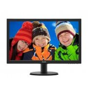 243V5QHAB Philips Monitor LED 23 Polegadas