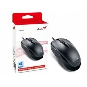 31010105100 Genius Mouse Optico USB DX-120 Preto