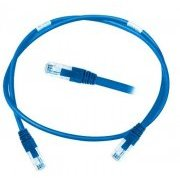 3807160CB Nexans Patch cord cat.6 azul 6 metros