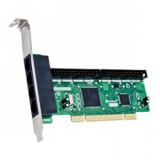 4SIX-PCI Placa PCI Inteligente 4x RS232 4x RJ45