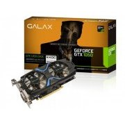 50NPH8DVN6EC GALAX Placa de Video GTX 1050 EXOC 2GB DDR5