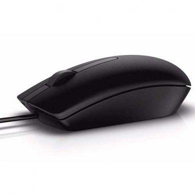 Mouse Usb Óptico Led 1000 Dpis Ms116 Dell