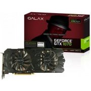 70NSH6DHL4EC Placa de Video GTX 1070 256Bit DDR5 8GB