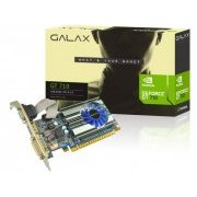 71GPH4HXJ4FN Galax Placa de Video GeForce GT 710 2GB