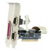 7898937710146 Placa Naxos PCI 32Bit 2 Seriais RS232