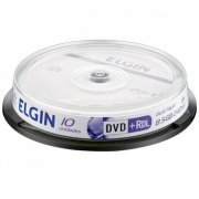 82083 Mídia de DVD+R Elgin 8.5GB Dual Layer