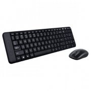 920-004431 Logitech Teclado e Mouse Wireless MK220
