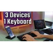 920-008167 Logitech Combo Multi-Device Keyboard