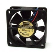 AD0624HB-A76GL Cooler 60x60x25 mm 24Volts Rolamento