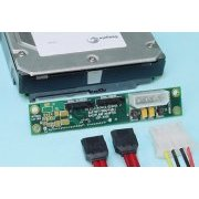 ADP-4100 SAS SATA Hot Swap Backplane Adapter