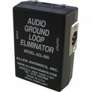 AGL-600 Allen Avionics �udio Ground Loop Isolation