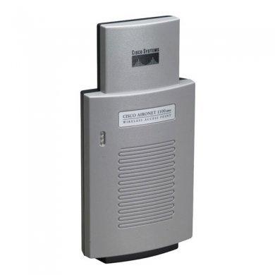 Cisco Aironet 1100 Wireless Access Point AIR-AP1121G-A-K9 Kit Wall Mount Bundle