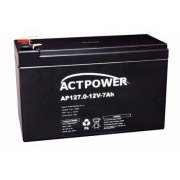 AP127 Bateria ACT Power 12V 7A para Nobreak