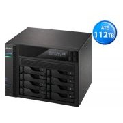 AS6208T Asustor NAS 8 Baias Quad Core J3160
