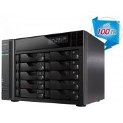 AS6210T Asustor NAS 10 Baias Sata3 At� 100TB