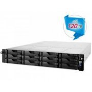 AS6212RD Asustor NAS 12 Baias Rack At� 120TB