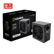 BPC/6350 Brazil PC Fonte ATX 600W Real