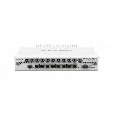 CCR1009-8G-1S-PC Routerboard Mikrotik CLOUD CORE CCR1009