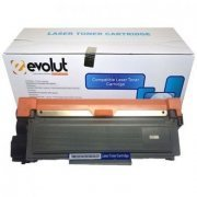 COMPTN660 Evolut TN660 Toner Compatível Brother Preto