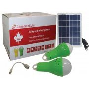 CSFD-5-S GERADOR SOLAR PORTATIL MAPLE CANADIAN