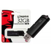 DT104/32GB Kingston Pen Drive 32GB Datatraveler 104