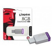 DT50/8GB Pen Drive Kingston USB 3.1 8GB