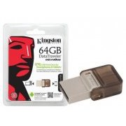 DTDUO/64GB Pen Drive Kingston Micro Duo 64GB