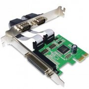 ENEPC-2S1P Placa Multiserial Encore PCI-Express