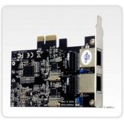 F2722e Placa de Rede Flexport Dual Port Gigabit