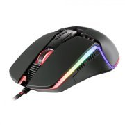 FMSMS0002PTO Motospeed V20 Mouse Gamer RGB Backlight Preto