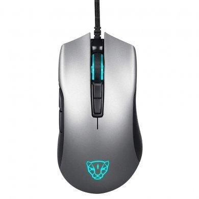 Mouse Usb Óptico Led 1200 Dpis V70 Pmw3360 Motospeed