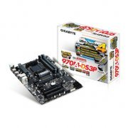 GA-970A-DS3P Gigabyte Placa Mãe AMD AM3/AM3+ DDR3