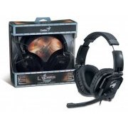 HS-G550 Genius Headset Gamer Com driver 50MM
