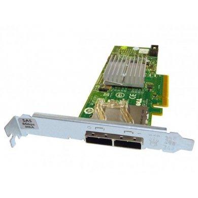 J53X3 DELL Controladora HBA SAS 6E 6GBps PCI-E