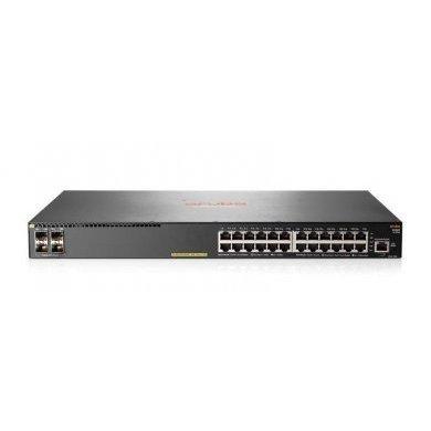 Switch Com 24 Portas Jl255a Hp