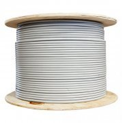 N100.624GCZ CABO F/UTP 4P 23AWG CAT6A CINZA - Metro