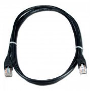 N101.11EZBL PATCH CORD FLEX. CAT.6 2,5M PRETO NEXANS