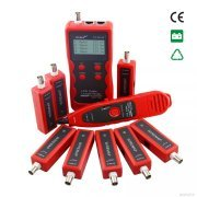 NF-868W Noyafa Cable Length Tester Ver: V2 w/ 8x Ends