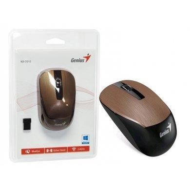 Mouse Wireless Blueeye 1200 Dpis Nx-7000 Preto 31030109117 Genius