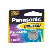 PANASONIC-CR2025 Panasonic Bateria CR2025 3V