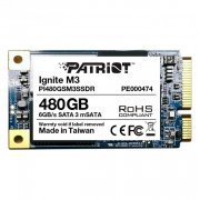 PI480GSM3SSDR Patriot SSD IGNITE M3 480GB SATA3 6Gb/s