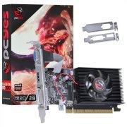 PW230R56401D3LP PCYes Placa de Vídeo AMD Radeon R5 230 1GB