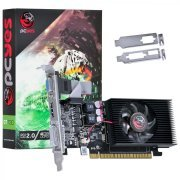 PW730GT12804D3LP PCYes Placa de Vídeo GeForce GT 730 4GB