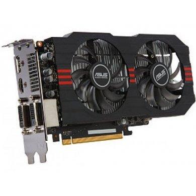 R7260X-OC-2GD5 Placa de vídeo Asus Radeon R7 260x 2GB