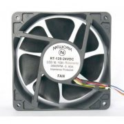 RT-120-24VDC NEWORK Cooler 16.112 H 3800RPM 0.60A